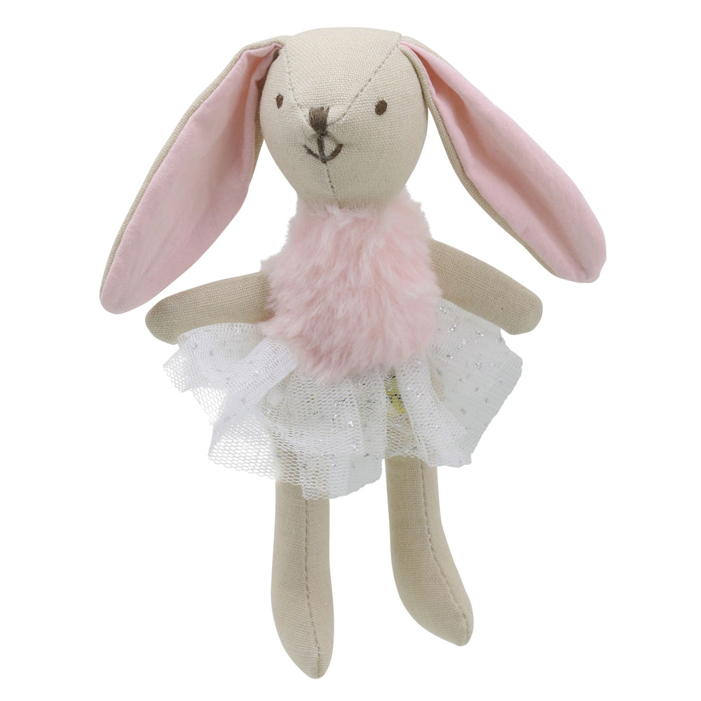 Wilberry Collectables - Rabbit girl pink