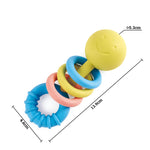 Hape - Rattling Rings Teether