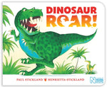Dinosaur Roar by Paul Stickland and Henrietta Stickland - Board Book