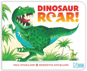 Load image into Gallery viewer, Dinosaur Roar by Paul Stickland and Henrietta Stickland - Board Book