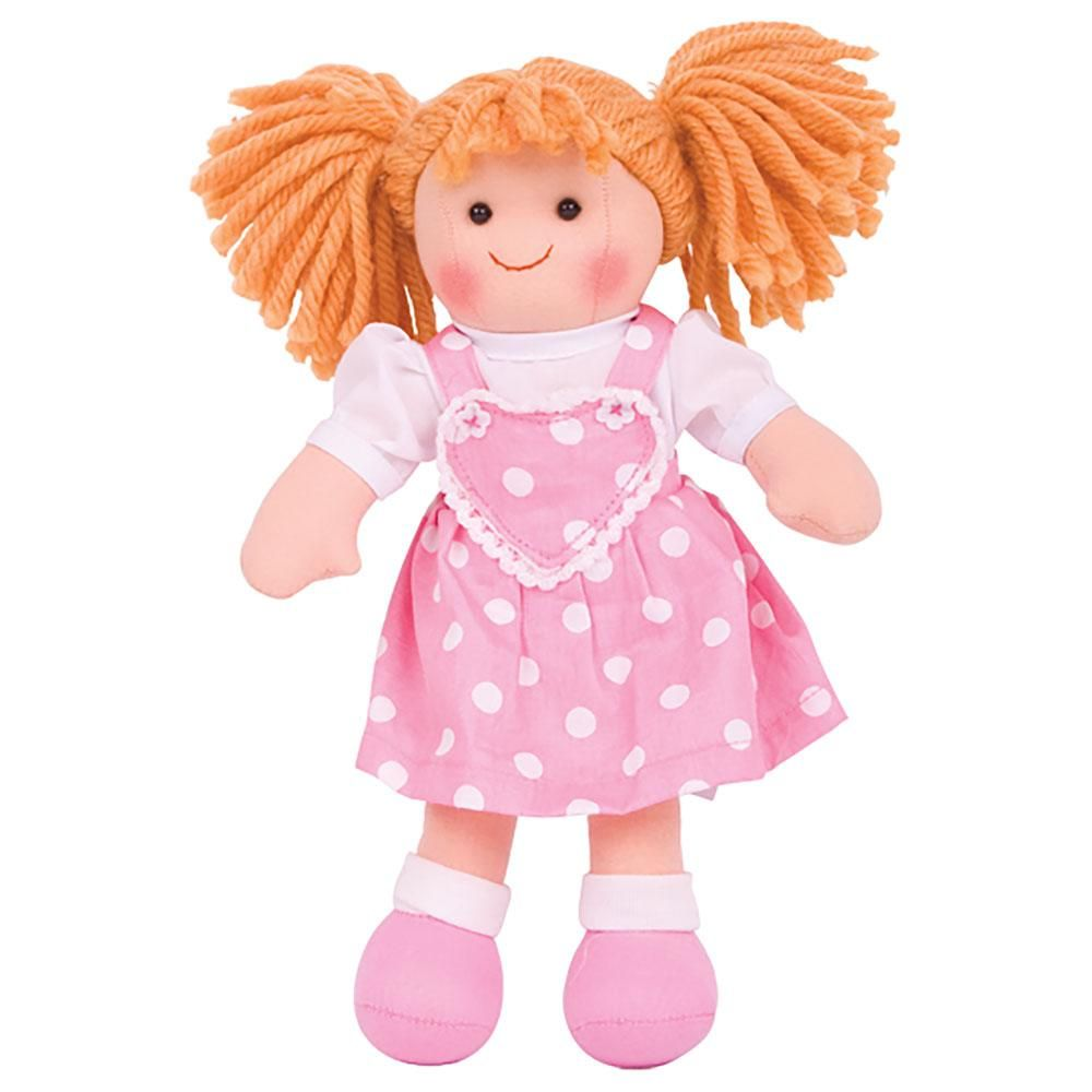 Bigjigs Doll Small - Ruby
