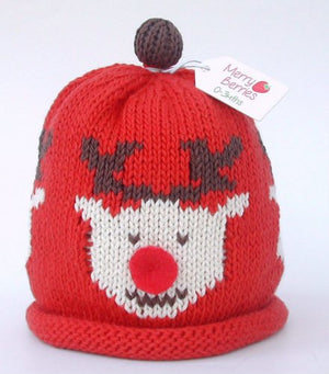 Merry Berries - Rudolph Hat