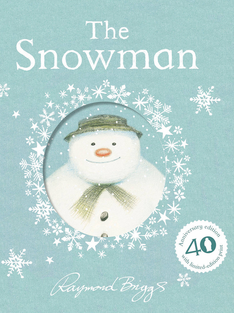 Load image into Gallery viewer, The Snowman - Raymond Briggs