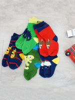 Blade and Rose - Bold Coloured Sock Gift Set