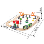 Hape -  Solar Power Circuit