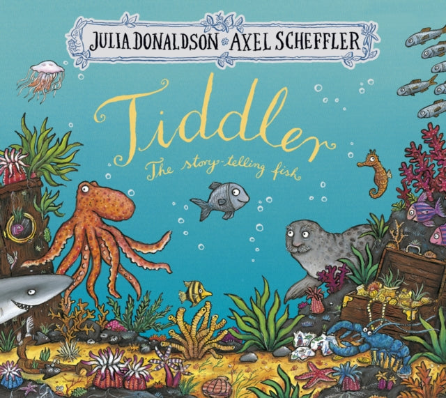 Load image into Gallery viewer, Tiddler by Julia Donaldson