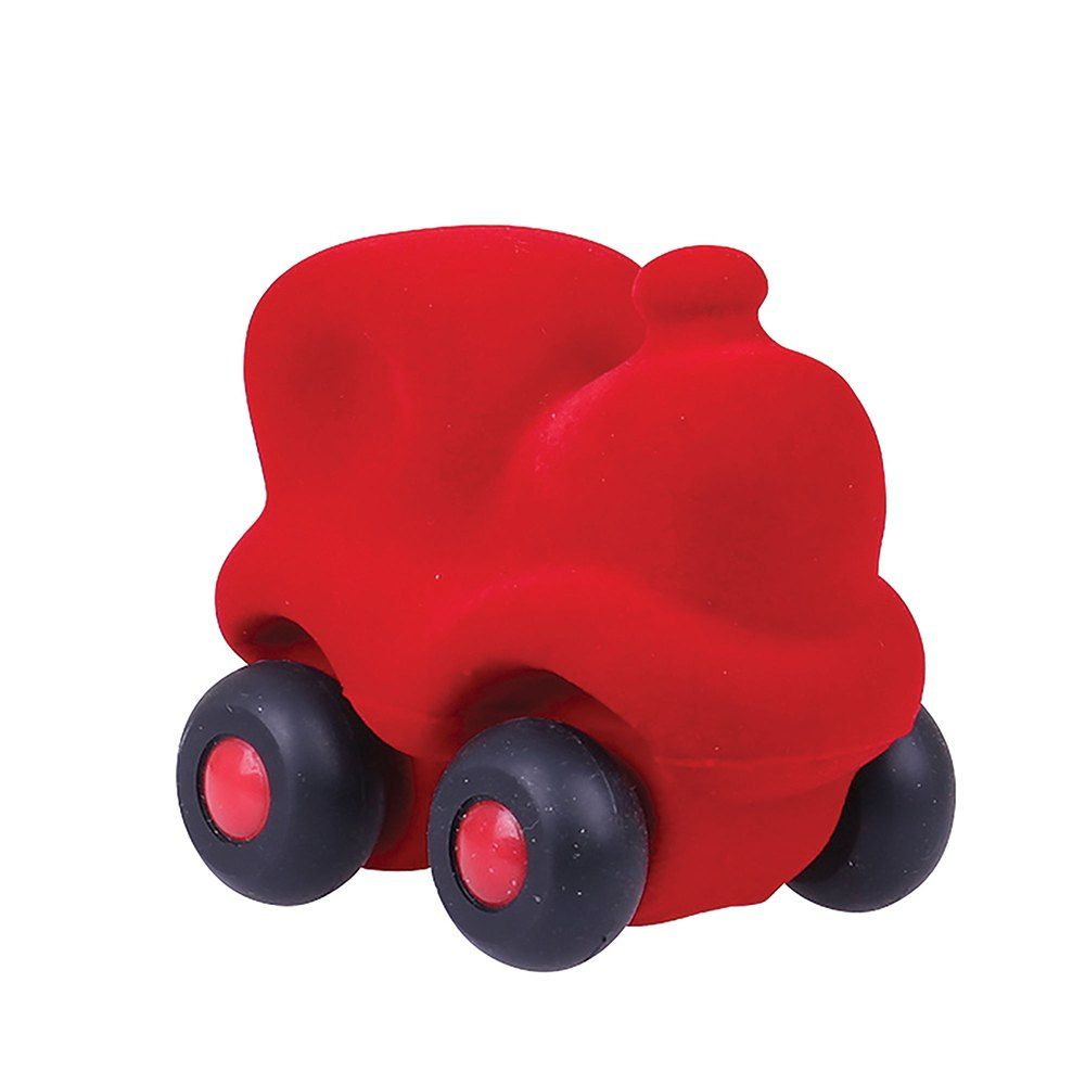Rubbabu - The Mircro Choo Choo Train - Red