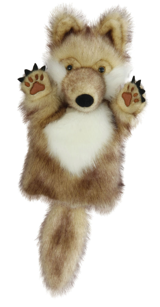 CarPet Glove Puppet - Wolf