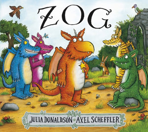 Load image into Gallery viewer, Zog by Julia Donaldson