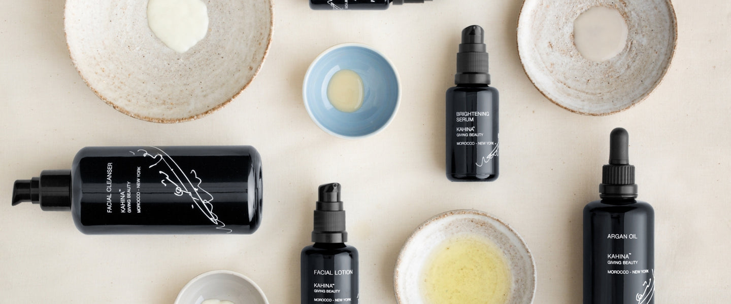 Kahina Giving Beauty | Organic Beauty Co.