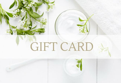 Organic Beauty Co Gift Card