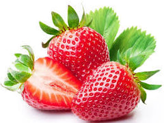 strawberries for your skin