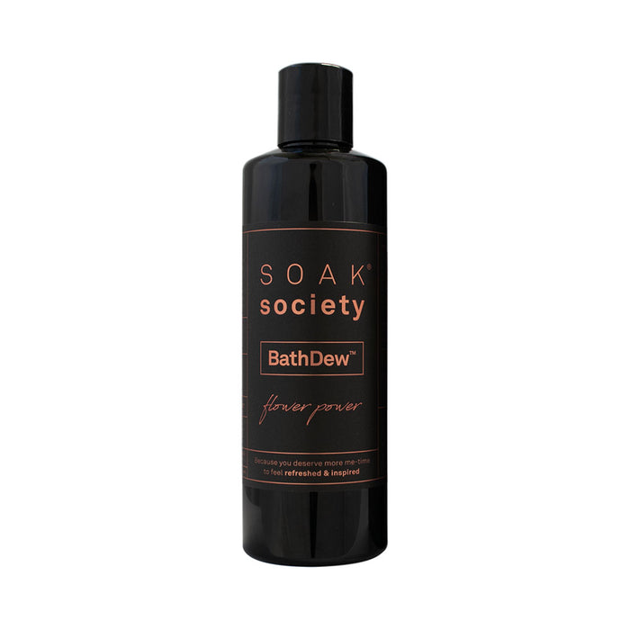 Soak Society Bath Dew Flower Power