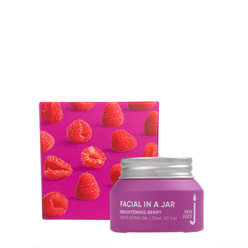 Skin Juice Facial In A Jar - Brightening Berry