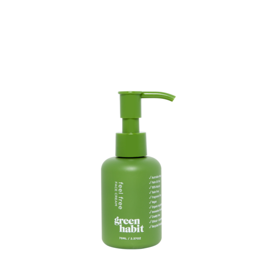Green Habit Feel Free Face Cream