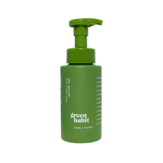 Green Habit Do Good Body + Hand Wash