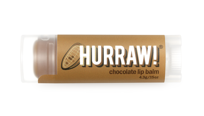 Hurraw! Lip Balm - Chocolate