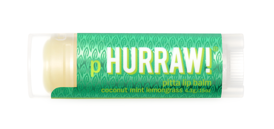 Hurraw! Lip Balm - Pitta