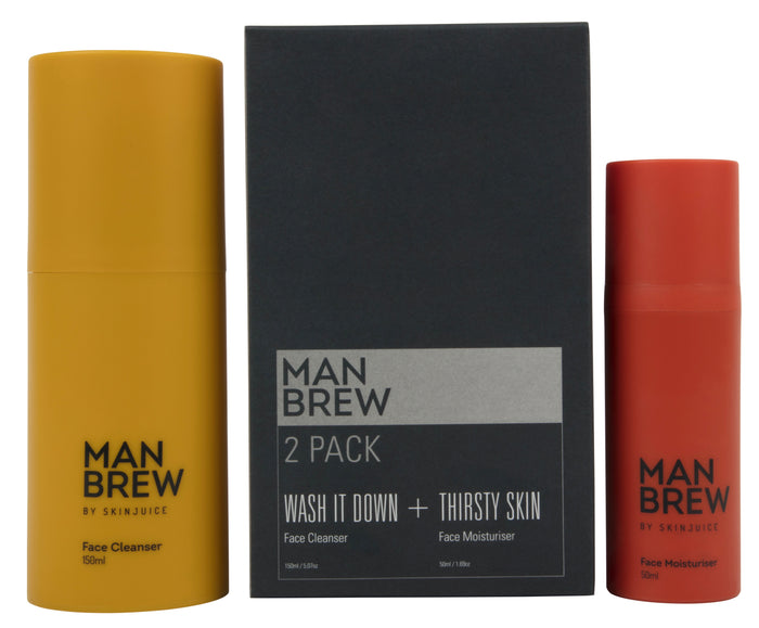 Skin Juice Man Brew 2 Pack