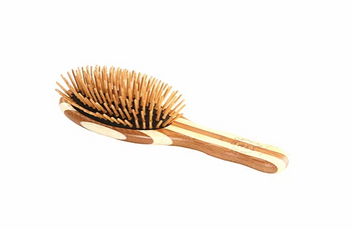 Bass Brushes Oval Hairbrush - Small (15)