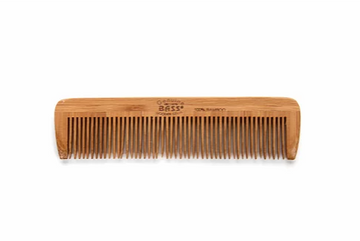 Bass Brushes Comb - Pocket Size Fine Tooth (W4)