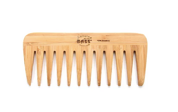 Bass Brushes Comb - Medium Wide Tooth (W2)