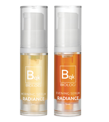 Christmas Offer - Free Biologi Bqk Radiance Duo 5ml