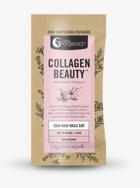 Nutra Organics Collagen Beauty - Unflavoured