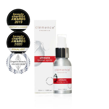 Clemence Organics Ultimate Biome Spritz