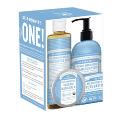 Dr Bronner's Baby Essentials Gift Pack