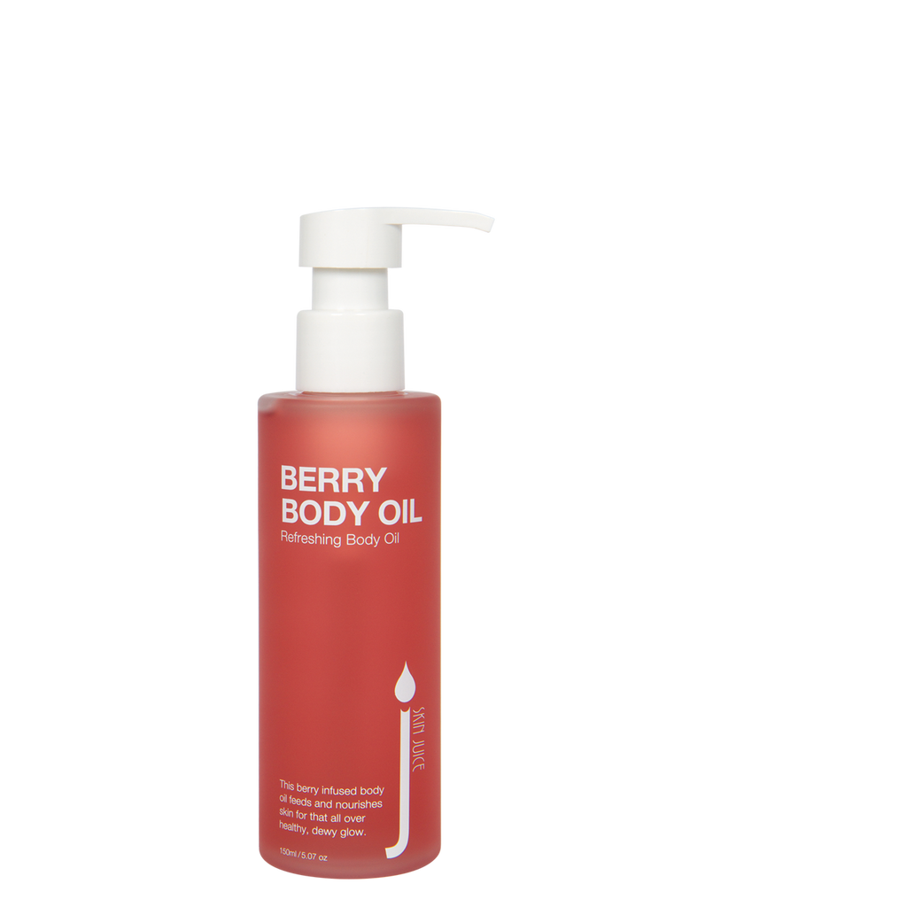 Skin Juice - Berry Body Oil
