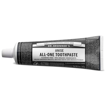Dr Bronner's Toothpaste - Anise