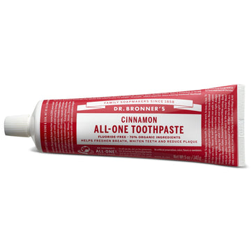Dr Bronner's Toothpaste - Cinnamon