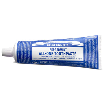 Dr Bronner's Toothpaste - Peppermint