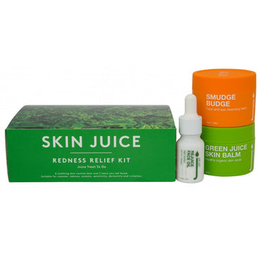 Skin Juice Redness Relief Kit