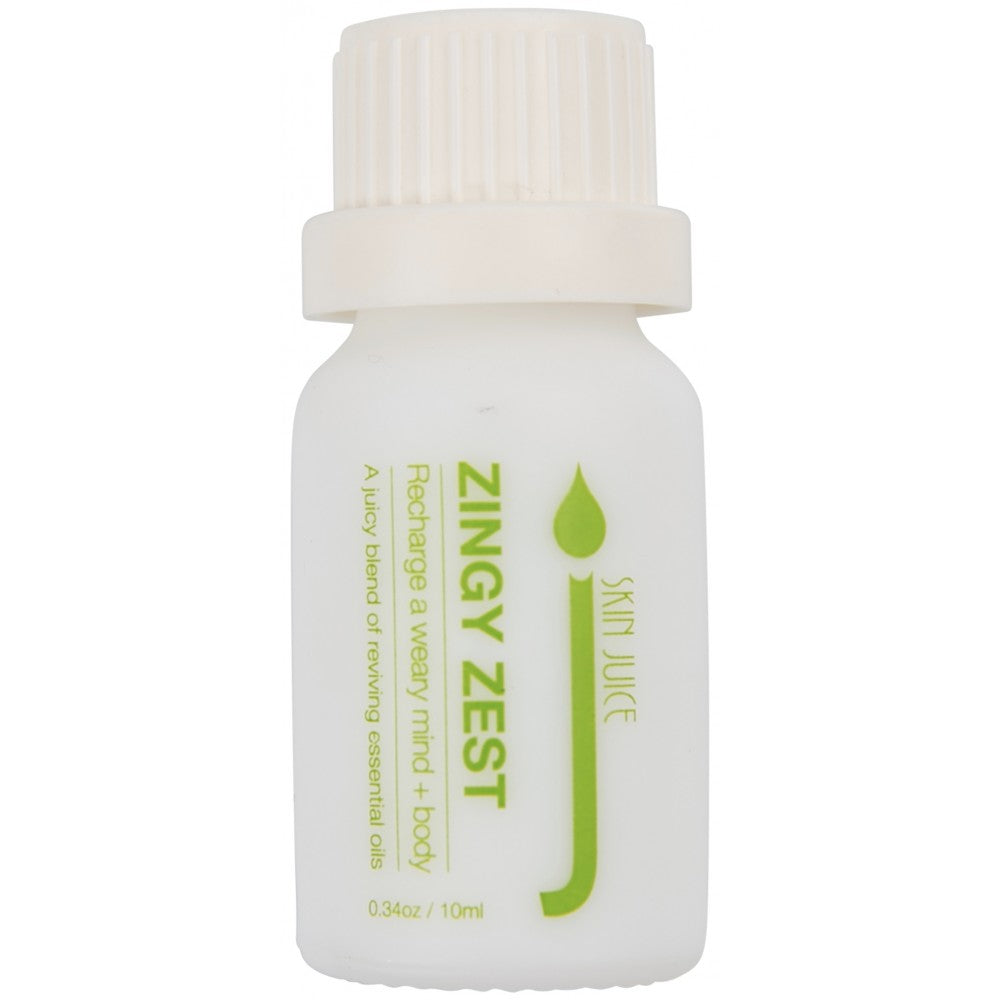 Skin Juice Zingy Zest Essential Oil Blend