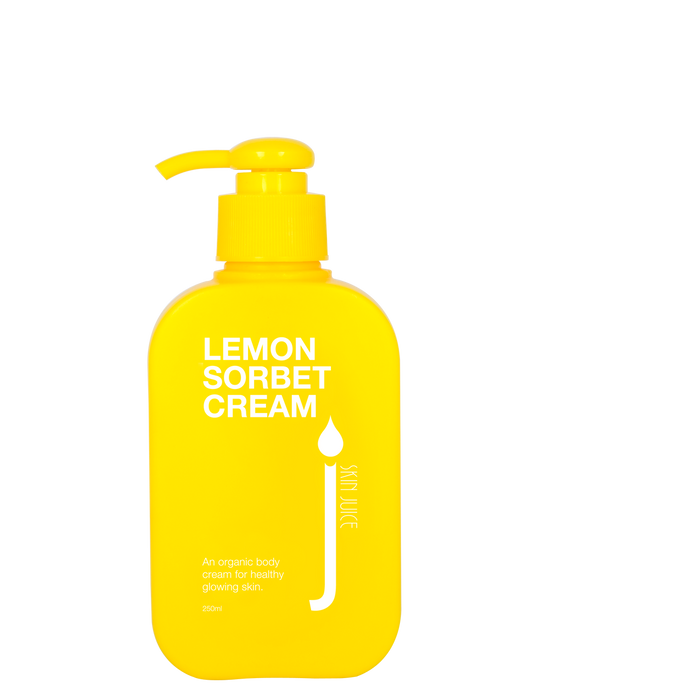 Skin Juice Lemon Sorbet Body Cream