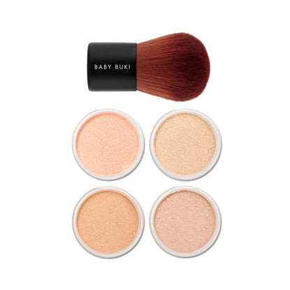 Lily Lolo Mineral Starter Collection - Light / Medium