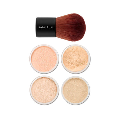 Lily Lolo Mineral Starter Collection - Light