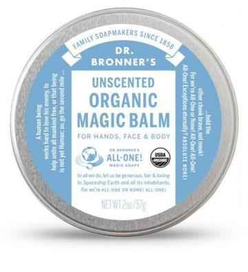Dr Bronner's Organic Magic Balm - Unscented