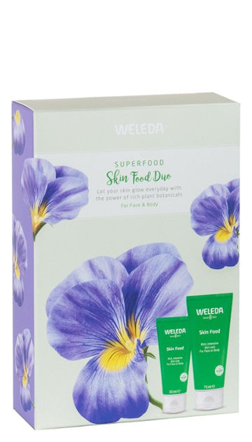 Weleda Superfood Skin Food Duo Pack