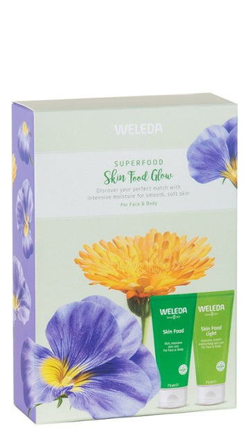 Weleda Superfood Skin Food Glow Pack