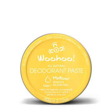 Woohoo Deodorant Paste - Mellow