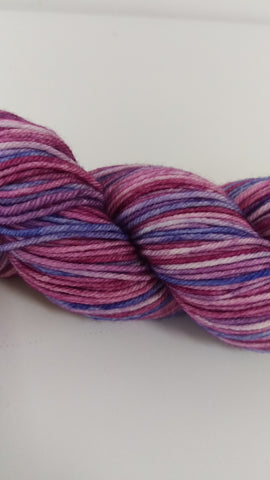 Superwash Extra Fine Merino DK (8 ply), 115g - Mulberries