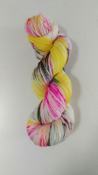 Superwash Merino / Bamboo DK (8 ply) - Bananas in Pyjamas