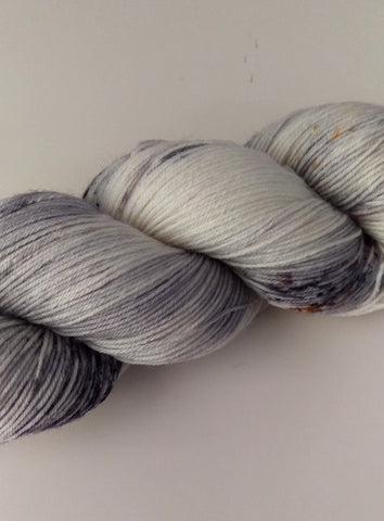 Superwash Merino / Nylon, 4 ply (sock), 100g - Cookies & Cream