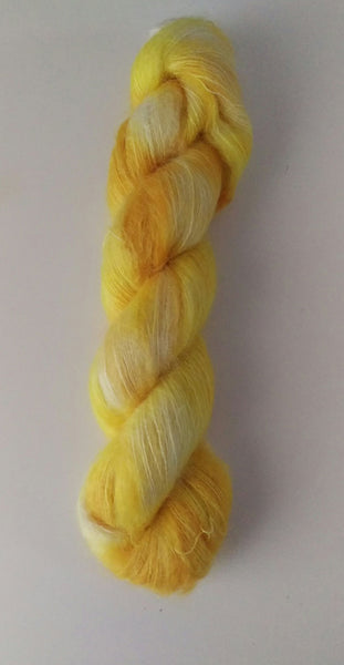 Kid Mohair / Silk, Lace 50g - Lemon Tart