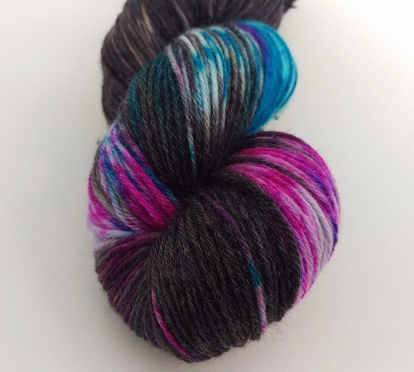 Superwash Merino / Bamboo, DK (8 ply) - Candy Floss