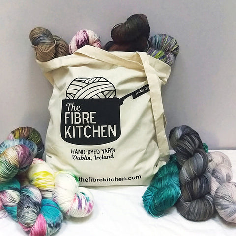 FREE Tote - with purchase of 3 skeins