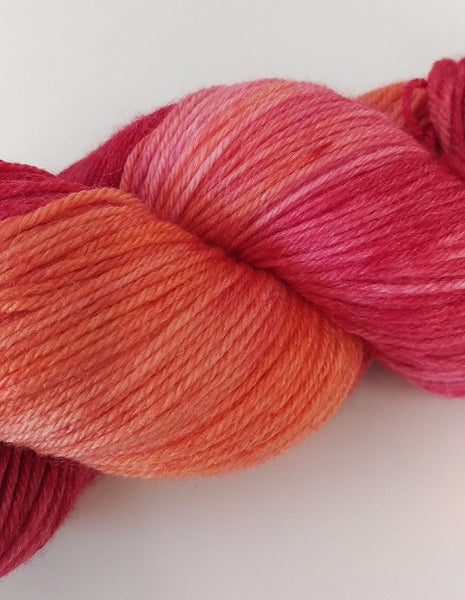Superwash Merino / Bamboo, 4 ply, 100g - Tutti Fruitti